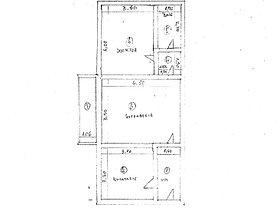 Apartament de vânzare 2 camere în Giurgiu, Central