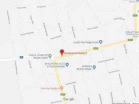 Apartament de vânzare 3 camere în Negru Voda, Central