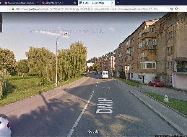 Apartament cu doua camere in Simleul Silvaniei, jud. Salaj. - imaginea 1