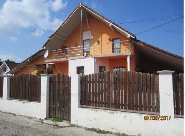 Casa in supr desfasurata de 191 mp, teren 602 mp, Reghin, str Pandurilor 133A - imaginea 1