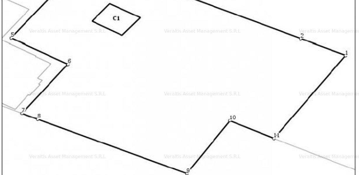 Teren 994 mp si anexa, Stolniceni, loc. Ramnicu Valcea, jud. Valcea - imaginea 3