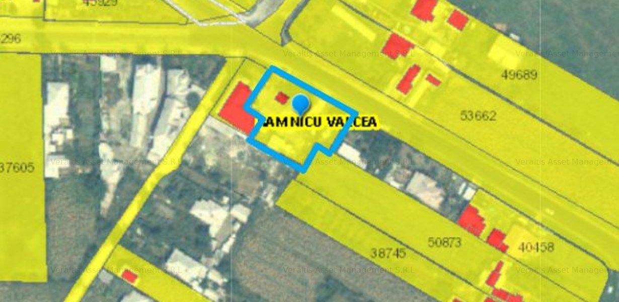 Teren 994 mp si anexa, Stolniceni, loc. Ramnicu Valcea, jud. Valcea - imaginea 2