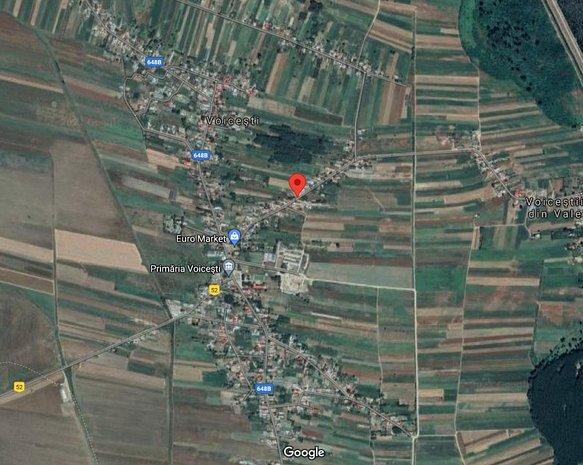 Casa si teren 800 mp Sat Voicesti, Valcea - imaginea 1