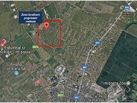 Licitaţie teren constructii, în Dumbravita