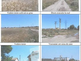 Licitaţie teren constructii, în Constanta, zona Palas