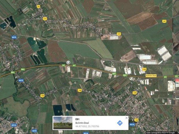 De vanzare teren intravilan pt. constructii 13.500mp - imaginea 1