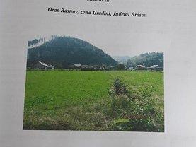 Licitaţie teren constructii, în Rasnov
