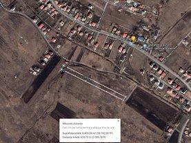 Teren construcţii de vânzare în Chinteni