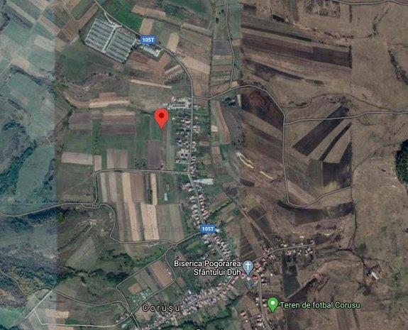 Teren 1246 Comuna Baciu - imaginea 1