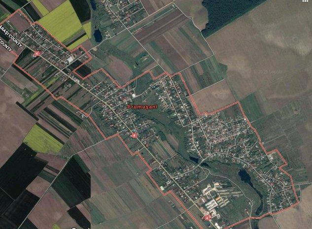 Teren 66.000 mp Frumusani - imaginea 1
