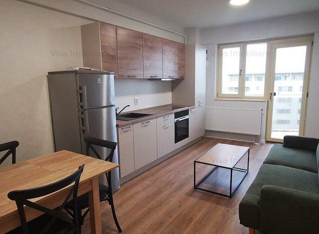 Apartament de inchiriat 2 camere Complex Roua residence - imaginea 1