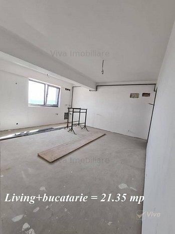 Apartament 3 camere, balcon, 71mp, Galata, de la dezvoltator - imaginea 1