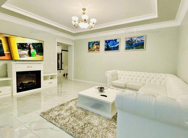 Apartament amenajat de lux Copou Etaj 1/4 100 mp - imaginea 1