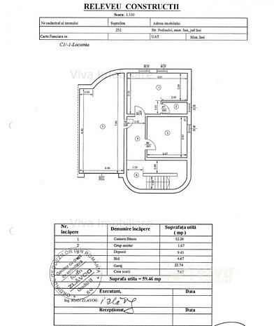 Duplex de vanzare Platoul insorit - Podisului 185 mp - 108.000 euro - imaginea 1