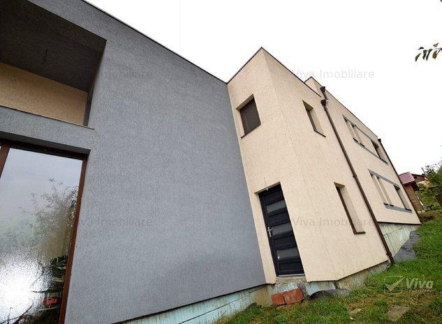 Vila cu vedere panoramica 152 mp, 4 camere Popas Pacurari-Rediu - imaginea 1