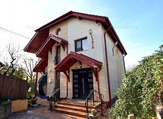 Moara de Vant, Little Texas, casa mobilata, D+P+E, 600 mp teren - imaginea 1