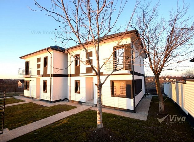 Vila design modern 4 cam cu mutare imediata la strada Miroslava! - imaginea 1