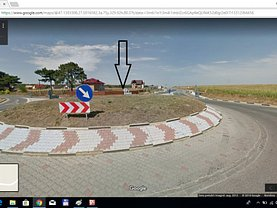 Închiriere teren cu constructie viitoare în Iasi, Miroslava