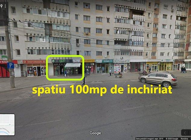 Spatiu comercial 100 mp, chiar in statia de autobuz Dacia-Bicaz - imaginea 1