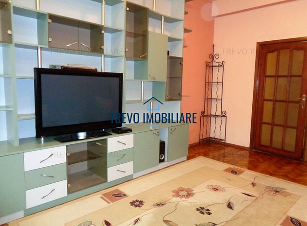 Apartament 2 camere, 65 mp, decomandat, zona Piata Mihai Viteazu. - imaginea 1