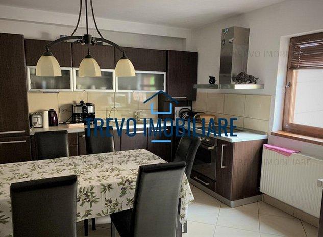 Apartament 3 camere,73 mp,semidecomandat, garaj,zona Andrei Muresanu - imaginea 1
