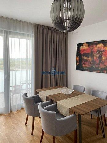 Apartament modern cu 3 camere, 75 mp, semidecomandat, zona Iulius Mall - imaginea 1