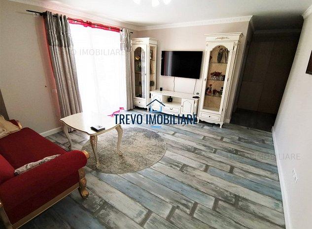 Apartament cu 3 camere,70 mp, terasa de 120 mp, zona str. Buna Ziua. - imaginea 1