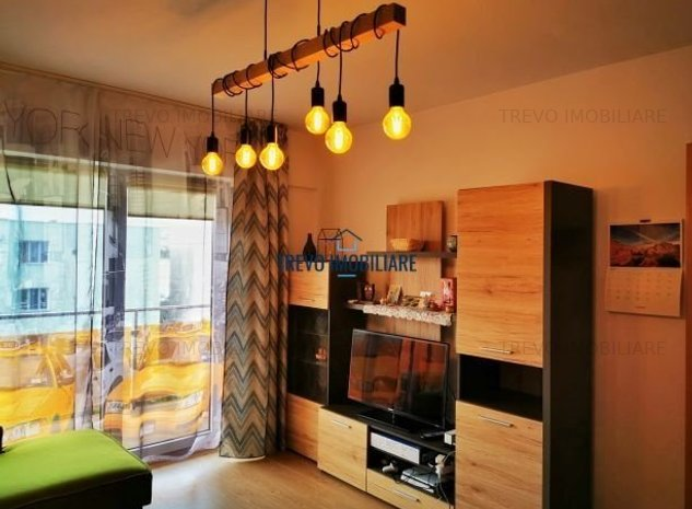 Apartament cu 2 camere, Parcare, cartier Gheorgheni, zona Iulius Mall - imaginea 1