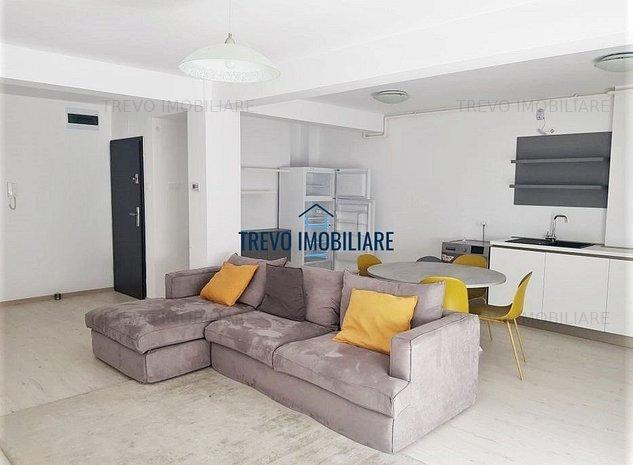 Apartament 2 camere 64 mp,parcare subterana, zona Piata Mihai Viteazu. - imaginea 1