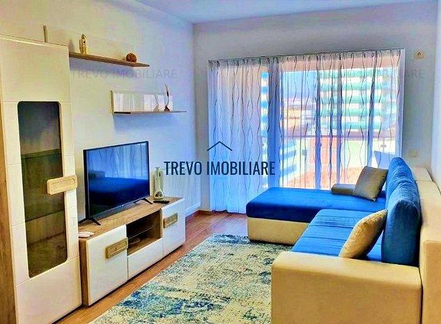 Apartament modern, 2 camere, parcare, zona Iulius Mall - imaginea 1