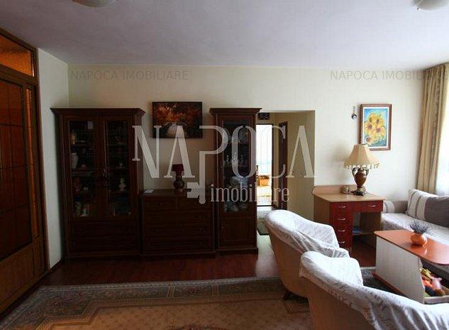 Apartament 3  camere de vanzare in Centru, Cluj Napoca - imaginea 1