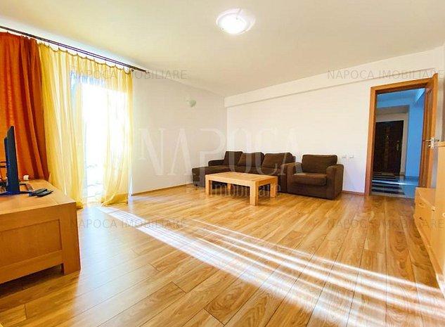 Apartament 4  camere de vanzare in Centru, Cluj Napoca - imaginea 1