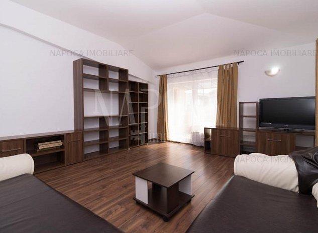Apartament 5  camere de vanzare in Centru, Cluj Napoca - imaginea 1