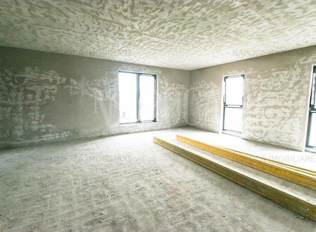 Apartament 3  camere de vanzare in Borhanci, Cluj Napoca - imaginea 1