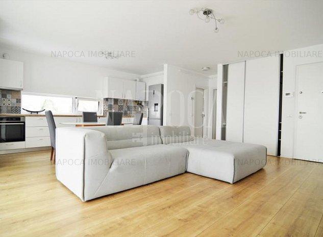 Apartament 2 camere de vanzare in Gruia, Cluj Napoca - imaginea 1