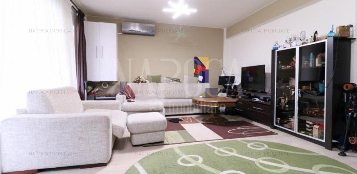 Apartament 3  camere de vanzare in Europa, Cluj Napoca - imaginea 1