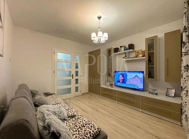 Apartament 3 camere de vanzare in Gheorgheni, Cluj Napoca - imaginea 1