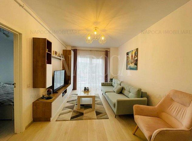 Apartament 2  camere de vanzare in Marasti, Cluj Napoca - imaginea 1