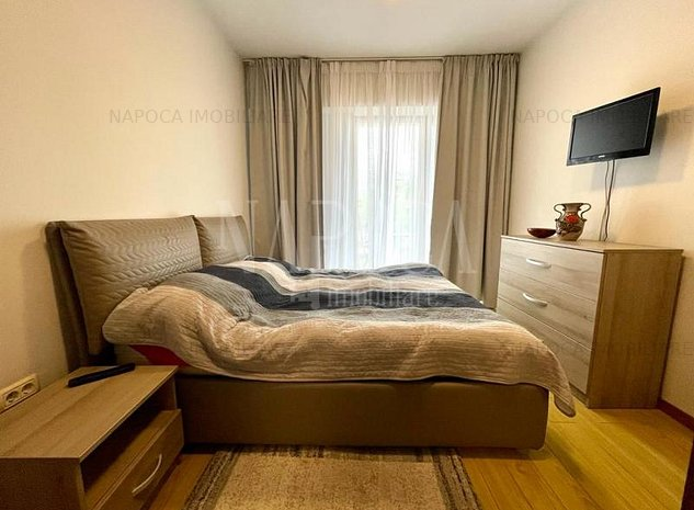 Apartament 3  camere de vanzare in Zorilor, Cluj Napoca - imaginea 1
