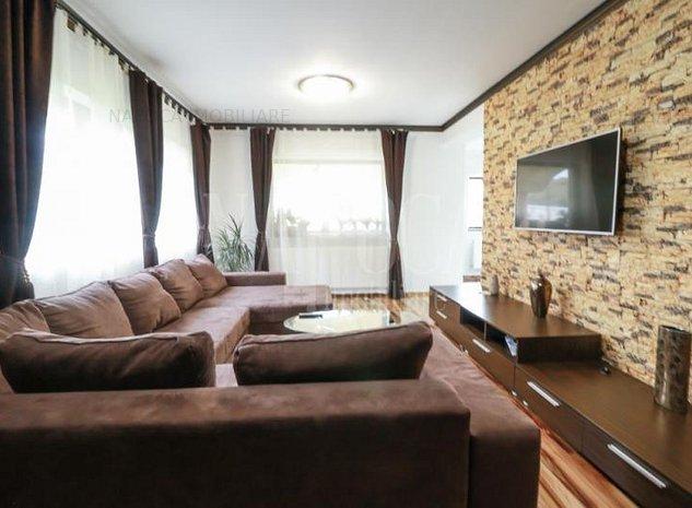 Casa 5 camere de vanzare in Baciu, Cluj Napoca - imaginea 1