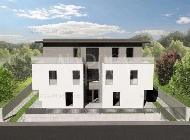 Casa 4 camere de vanzare in Zorilor, Cluj Napoca - imaginea 1