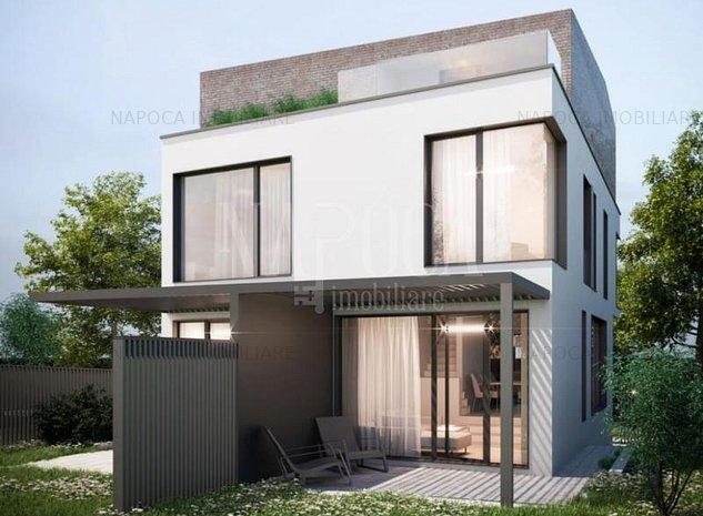 Casa 4 camere de vanzare in Buna Ziua, Cluj Napoca - imaginea 1