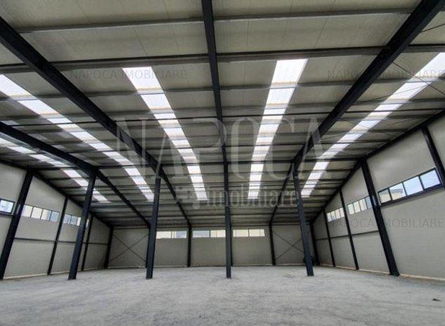 Spatiu industrial de vanzare in Floresti - imaginea 1