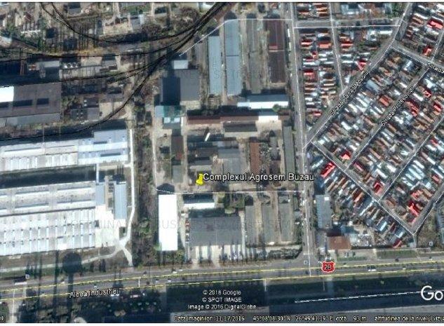 Proprietate industriala Buzau - Vanzare prin negociere directa competitiva  - imaginea 1