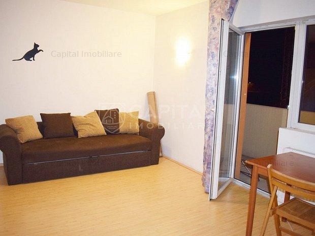 Inchiriere apartament cu 1 camere in zona Vivo, Manastur - imaginea 1