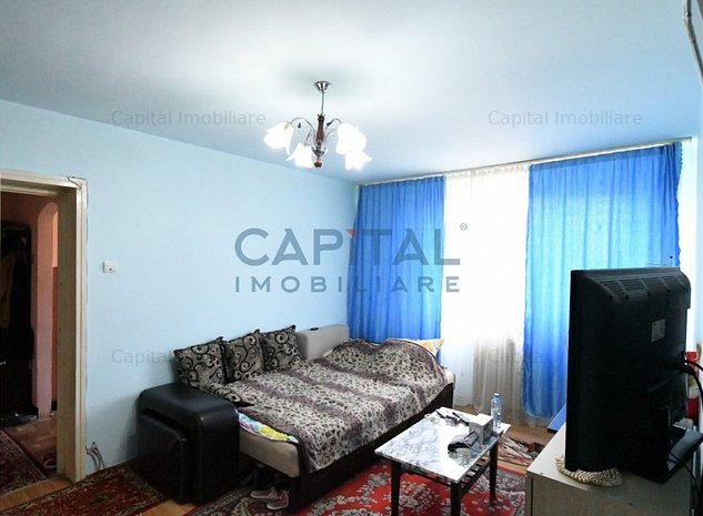 Vanzare apartament 2 camere Piata Abator - imaginea 1