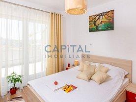 Penthouse de închiriat 3 camere, în Cluj-Napoca, zona Bună Ziua