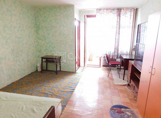 Apartament cu 1 camera decomandat, Manastur - imaginea 1