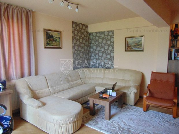 Apartament cu 2 camere semidecomandat, Marasti - imaginea 1