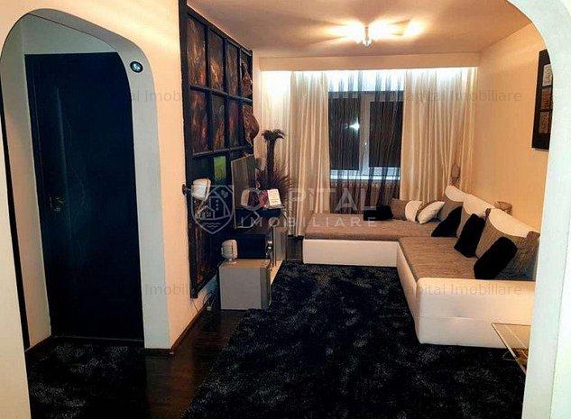 Apartament 3 camere decomandat + garaj, Manastur - imaginea 1